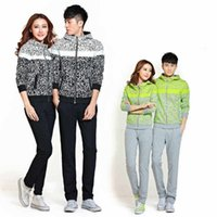 Wholesale N K Lovers sports clothes spring and Autumn New Young cotton coat Sweater Men s and women s sports suit M XL sales