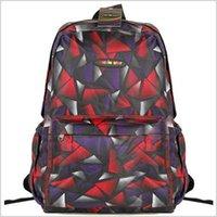 backpack english - 100 TOPB4436 color unisex fashion English letters backpack travel shoulder bag Leisure preppy style backpack digital printed backpack bag