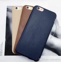 Wholesale Leather case for iphone6 new arrival PU leather phone case skin cover for Apple iPhone Plus