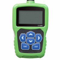 auto key services - OBDSTAR F100 Auto Key Programmer No Need Pin Code Support New Models and Odometer Good service