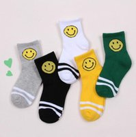 other Unisex 3-5T Emoji Socks 2016 Korea Emoji Smile Face Socks girl and boy Cartoon Cute Casual socks Fashion Tide Brand Cotton Sock truelovewangwu 1998