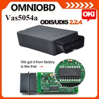 audi chip - Free Post A Quality VAS5054 with OKI Chip VAS A ODIS V2 Bluetooth Support UDS Protocol Full Chips Version