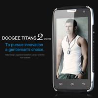 achat en gros de doogee phone-Doogee originale X5 MAX Pro Smartphone Dual SIM 5,0 pouces MTK6737 Quad Core Mobile 2 Go de RAM 16 Go ROM d'empreintes digitales 4G Mobile Phone