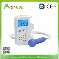 Wholesale Heart rate monitor of pocket fetal doppler
