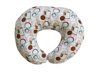 Wholesale Deluxe Good Quality Baby Nursing Pillow Baby Nursing Pillow with Removable Slipcover