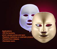 Wholesale Mini LED Light Skin Rejuvenation PDT Skin Rejuvenation For Aging Spots Red Blue Green color
