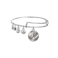 Wholesale 2016 Jewelry silver sister love alex and ani bracelets bangle christmas gift no MOQ fast shipping