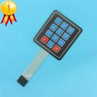 avr panel - x3 Membrane Switch Keypad Keyboard Control Panel Microprocessor Keyboard for Arduino AVR