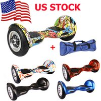 Wholesale USA STOCK Inch Samsung Battery Hoverboard Electric Scooter Two Wheels Smart Balance Wheels Self Balancing Skateboard Carry Bag