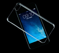 Wholesale Fashion Clear Hard Plastic PC Case For Ipod Touch G th th G Ipod6 Ipod5 Blank Transparent Back Skin Cover NEW Hot
