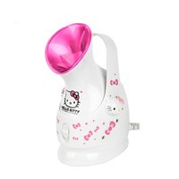 anti cat devices - Direct Selling Kitty Hello Nano Steam Face Device Hot Spray Wet Water Meter Kt Cat Face Machine