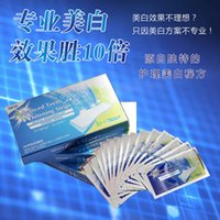 Wholesale 2016 Degree Advanced Teeth Whitening Strips Dental Whitening Kit Enamel White Whitestrips