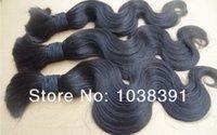 Wholesale 6a Rrmi Hair Brazilian Hair Body Wave Bulk Hair B Natural g inch