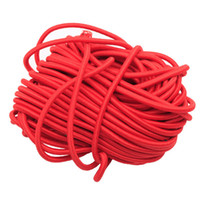 Cheap 2.5mm Nylon Chinese Knot Satin Macrame Jewelry Findings Cords Threads For DIY Jewelry Making