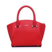Wholesale Dirirab reached handbag women bag ears smile packets wing simple Genuine Leather real cowhide summer styles