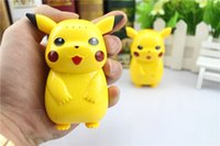Wholesale New mAh Poke Pikachu powerbank Cell Phone Power Banks Pocket Monster Universal Portable Mobile Chargers XMAS Gifts ePacket for peice