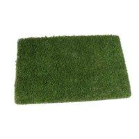 artificial grass direct - Factory direct sale grass protection artificial and soft grass door mat roll