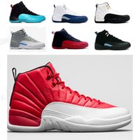 basktball shoes - 2016 air Retro basktball shoes wolf grey flu game gym red mens sneakers ovo Barons Black Nylon Discount Shoes with box