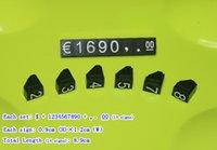 Wholesale Pentagon Euro Price Display Price Tag sets