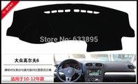 Wholesale VW golf Dashboard mat dark visor keeps sun