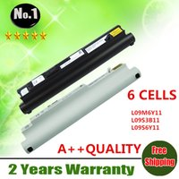 Wholesale New cells laptop battery FOR LENOVO S10 SERIES IdeaPad S10 c L09M3B11 L09M6Y11 L09S3B11 L09S6Y11