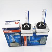 Wholesale D3S Osram Intense Xenarc HID Headlight Bulb K V W CBI For BMW Audi Cool Blue