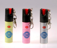 anti chain - 10pcs Key chain PEPPER SPRAY SELF DEFENSE ML Self defense equipment Women s anti wolf equipment
