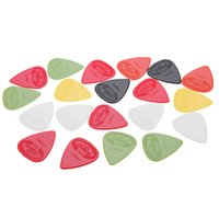 bass project - 20pcs Alice AP G mm Guitar Picks Projecting Nylon Guitar Picks Plectrums Suitable for Guitar Bass or Ukelele Players