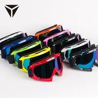 atv wear - Motorcycle googles Motocross helmet goggles ATV Cruiser Off Road Eye wear ski glasses snowboard goggles