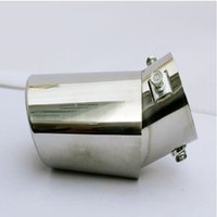 automotive exhaust pipe - Automobile t tail automotive pipe exhaust muffler modified tail pipe exhaust pipe