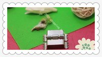 Wholesale 50pcs Furniture accessories mm mm silver hinge flat wooden box hinges saw small accessories