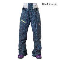Wholesale New Outdoor Trousers Women Ski Pants Female Skiing Pants Windproof Thermal Snowboarding Pantalons