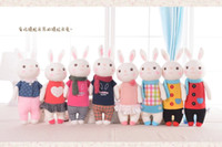 Wholesale 35cm Genuine Metoo Toys Tiramisu Rabbits Super Quality Rabbit Rabbit plush toy doll