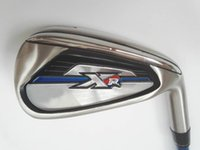 Wholesale brand new factory top quality golf club XR irons set DHL freeshipping