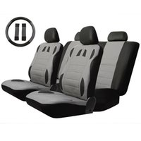 advance auto accessories - 13pcs Advanced Universal Anti Dust PU Leather Car Seat Cover Set Four Seasons Auto Cushion Interior Accessories