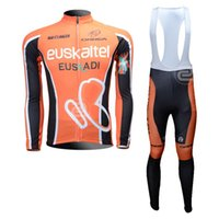 Wholesale New arrival Racing Breathable Cycling jerseys Team wear clothes bicycle clothing MTB Road bike long sleeve