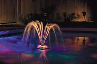 Wholesale Swimming Pool LED Decor Underwater Light Show Fountain Swim Party