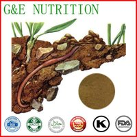 Wholesale Lumbrokinase powder Earthworm extracts g