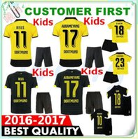 Wholesale Best Quality Borussia Dortmund Football Shirt jersey Reus Hummels GUNDOGAN Wholesalers low priced sales