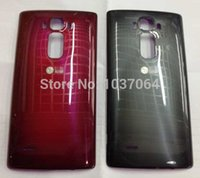 batteries wine bar - Gray or Red Back cover battery cover for LG G Flex Flex2 H955 LS996 H950 red wine and grey color