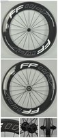 Wholesale 2016 Bora Carbon Wheels Bike Cycling mm C Wheels K Weave Bicycle Wheelset Clincher Tubular Chosen Hubs Road Bicycle Parts