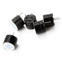 Wholesale 5V Continuous Sound Piezo Buzzers Fit For Computers Printers HB88