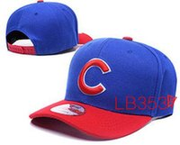 Wholesale Chicago Adjustable Cubs price Snapback Hat Thousands Snap Back Hat Football Cheap Hat Adjustable men women Baseball Cap