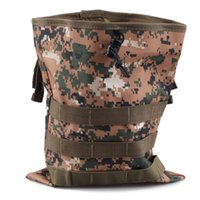 assault pack army - Accessory MOLLE Waist Military Tactical Pack Durable Waterproof Tool Organized Assault Package Camouflage Combat Tool Bag