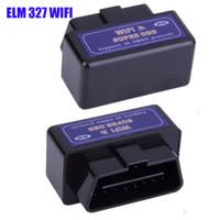 best coders - Best Quality ELM327 V1 Super MINI WIFI SCANNER ELM327 WIFI OBD2 OBDII EL M327 Coder ReaderDiagnostic Tools
