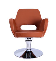 Wholesale New high end styling cotton hair salons dedicated barber chair Drop haircut chair hairdressing chair The factory direct sale