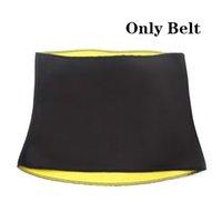 Wholesale Women s sports and cinturon gym training waist protector neoprene slimming abdomen thin waist belt corset belt waist Yoga Cinchers3XL