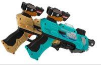 Wholesale Storm Arsenal type of laser guns digital laser gun battle