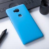 Para Huawei Honor 4a 5x Nexus 6p Y360 Fundas de plástico Funda de lujo para teléfonos celulares Matte Back Covers Ultra fino PC a prueba de choques Fábrica a granel