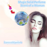 Wholesale kinds of styles GRASSE Super Magic Balm Perfumes mini beautifully Deluxe Edition Solid perfume